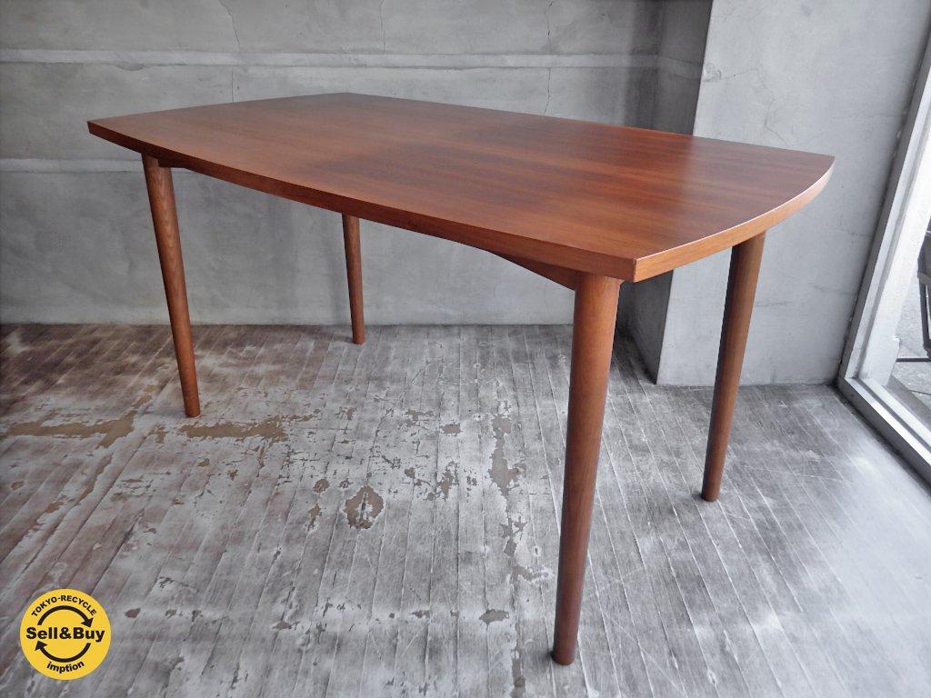 ウニコ unico ホルム HOLM ダイニングテーブル 幅135cm 廃盤モデル ♪