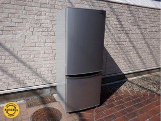 パナソニック Panasonic 262L 冷凍冷蔵庫 2014年製 NR-B265B-S ●