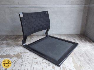 ワイスワイス wisewise タク TAKU 座椅子 ブラック ♪