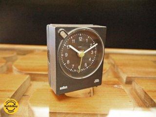 ブラウン BRAUN ビンテージ アラームクロック ボイスコントロール AB30 vs グッドデザイン外国商品賞 ■
