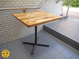 アクメ ACME ドリフトウッド DRIFTWOOD CAFE TABLE カフェテーブル 流木 × アイアン スクラップウッド インダストリアル ■