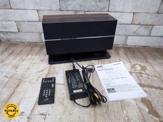 ビクター Victor コンパクトコンポーネントシステム NX-W5-T JVC 2014年製 CD コンポ ●