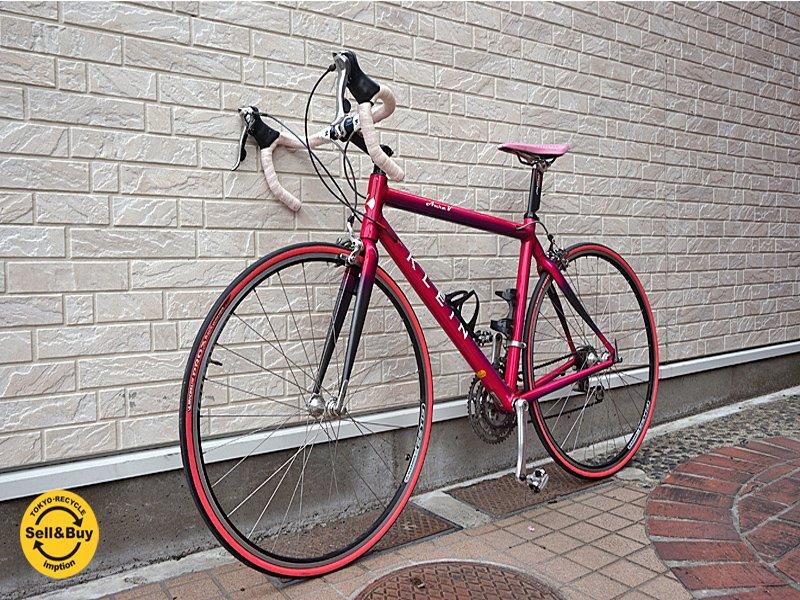 クライン KLEIN オーラファイブ Aura V ロードバイク ダブルバテッドアルミフレーム 自転車 ●