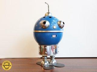 STILFER MILANO 70's ロボットライト スペースロボット スタンドライト イタリア ◎