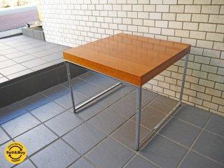 ボーコンセプト BoConcept コーヒーテーブル リビングテーブル チェリー 北欧 デンマーク ■