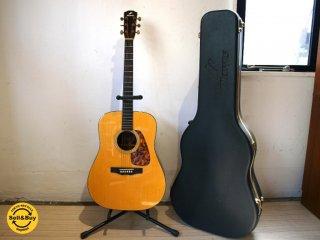 モーリス Morris 廃盤 アコースティックギター WM808 特約店専売モデル オリジナルハードケース付 ★