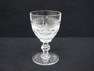 サンルイ Saint Louis ゴブレット グラス クリスタルガラス ●