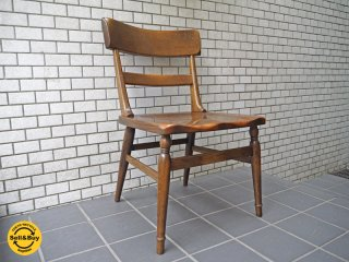 柏木工 KASHIWA ウィルダネス WILDERNESS ダイニングチェア オーク材 無垢材 飛騨の家具 B ■