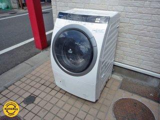 パナソニック Panasonic ななめ型 ドラム式 洗濯 乾燥機 9.0kg NA-VR5600L 2010年製 ●