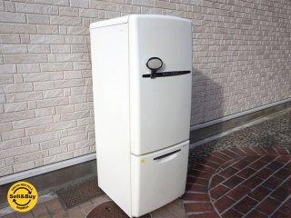 ナショナル National ウィル WiLL シリーズ 冷凍冷蔵庫 フリッジミニ FRIDGE mini ホワイト 2003年 162L  ●