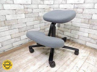 ホーグ HAG バランスバイタル バランスチェア 姿勢矯正 学習椅子 ノルウェー 北欧 ●