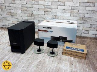 ボーズ BOSE シネメイト CineMate GS Series II system デジタル ホームシアター スピーカー システム GTS-20 スタンド 元箱付き ●