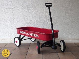 ラジオフライヤー USA RADIO FLYER クラシックレッドワゴン Classic Red Wagon #18 玩具 おもちゃ カート USA アメリカントイ ◇