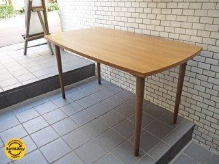 ウニコ unico ホルム HOLM ダイニングテーブル ウォールナット 北欧スタイル ■