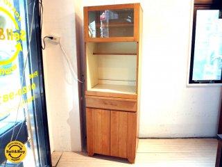 末次家具工芸 SUETSUGU スリムキッチンボード Kitchen board アルダー材×メラミン加工 幅60cm