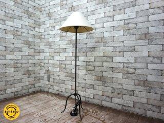 イデー IDEE トライポッド TRIPOD フロアランプ FLOOR LAMP 定価7.3万円 ●