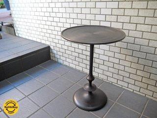 コンランショップ THE CONRAN SHOP ティガラ TIGARAH サイドテーブル アルミテーブル ■