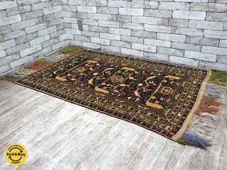 キリム 絨毯  ラグ W175×D88