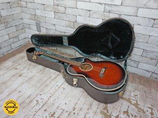 タカミネ TAKAMINE エレクトリック アコースティック ギター エレアコ PT-106 ケース付 ●