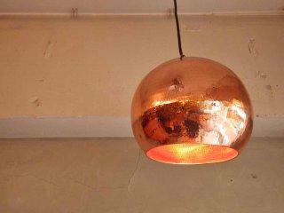 マーブル デュ モンド Meubles Du Monde 銅製 ペンダントライト ディクソン風 展示品 ♪