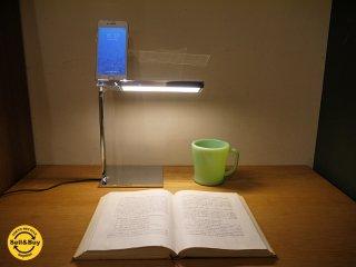 フロス FLOS ディーイーライト D'E-Light デスクライト 卓上ライト LEDライト USBソケット iPad iPhone イタリア ■