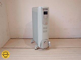 デロンギ DeLonghi デジタルラディアント オイルヒーター KHD410812-LG 8〜10畳 ★