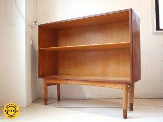 Soborg Mobler ブックケース Bookcase ボーエ・モーエンセン Borge Mogensen デンマーク  ブックシェルフ ★