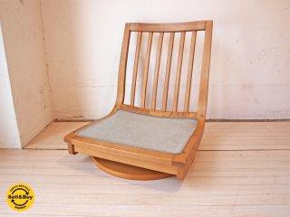 カリモク karimoku 木組シリーズ 回転座椅子 ★