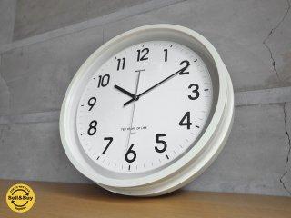 ナショナル National レトロ 掛け時計 TF512 クオーツ グッドデザイン賞受賞♪