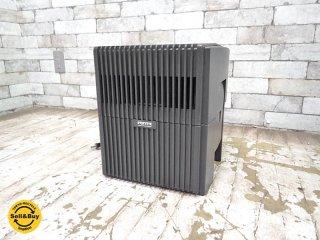 ヴェンタ VENTA 気化式加湿器 空気清浄機能付 LW-24 ドイツ製 ブラック ●