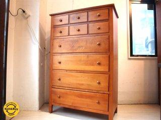 アメリカン トラディショナル デザイン 6dr チェスト US Crawford Furniture ★