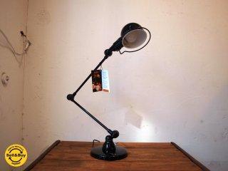 ジェルデ Jielde シグナル デスクランプ 333 Signal Desk Lamp ブラック 展示品同等品 フランス製 PFS正規 元箱付 ★