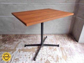 グリニッチ Greeniche オリジナルテーブル original table チーク材 カフェテーブル 幅80cm ♪