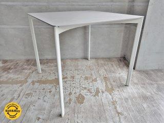 カッシーナ イクスシー CASSINA IXC. リトモ テーブル RITMO ホワイトメラミン ダイニングテーブル ♪