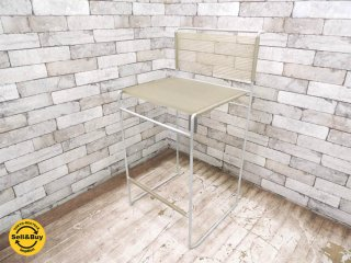 フライライン Flyline スパゲッティチェア Spaghetti chair ハイチェア イタリア ビンテージ Giandomenico Belotti ●