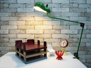 スティルノボ STILNOVO TOPO デスクランプ desk lamp ジョエ・コロンボ 1960-70's ビンテージ 希少 ●