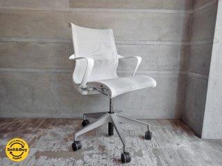 ハーマンミラー Herman Miller セトゥーチェア Setu Chair マルチパーパスチェア 5本脚タイプ♪