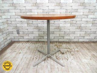 イデーIDEE カフェテーブル 組み合わせセミオーダータイプ 廃番品 サイドテーブル ●