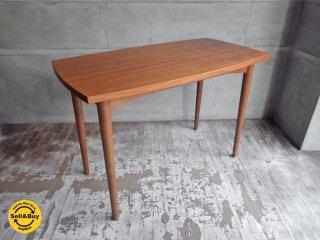 ウニコ unico ホルム HOLM ウォールナット センターテーブル カフェテーブル 幅90cm♪