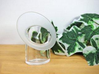 イッタラ iittala マルセル MARCEL ガラス フラワーベース ティモ・サルパネヴァ 希少 ●