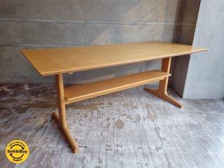 無印良品 MUJI リビングでもダイニングでもつかえる シリーズ テーブル W150cm ♪