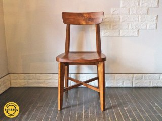 ジャーナルスタンダード journal standard Furniture シノンチェア CHINON chair wood A ◎