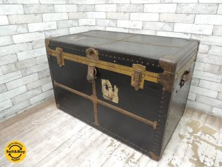 ビンテージ トランク ボックス テーブル スツール ■