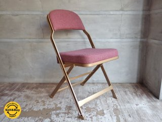 クラリン CLARIN フォールディングチェア 折り畳みチェア Folding chair フルクッション PFS パシフィックファニチャー 取扱 A♪