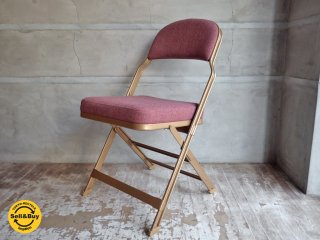 クラリン CLARIN フォールディングチェア 折り畳みチェア Folding chair フルクッション PFS パシフィックファニチャー 取扱 B♪