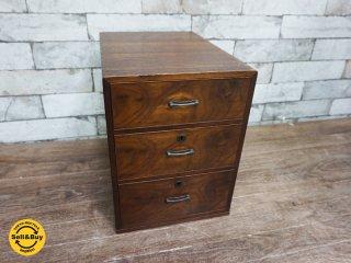 ジャパンビンテージ 桑材 小引き出し 木味 古家具 ■