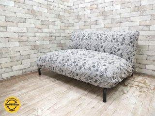 ジャーナルスタンダードファニチャー journal standard Furniture ロデ RODEZ 2Pリクライニングソファ RIDING HIGHカバー付 アイアン インダストリアル ●