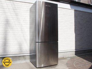 ゼネラルエレクトロニック General Electric ステンレス 冷凍蔵庫 313L TCJ126FDSS 2002年製 ●