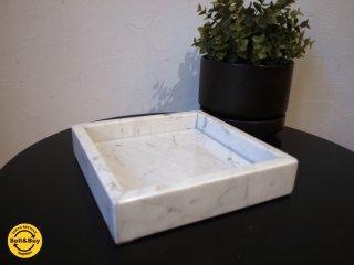 ヘイ HAY マーブル トレイ Marble Tray Sサイズ 大理石 22cm ホテルライク デンマーク ★