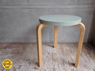 アルテック artek スツール60 stool60 80周年アニバーサリー パイミオカラー グリーン アルヴァ・アアルト Alvar Aalto ♪